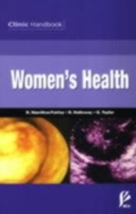 Foto Cover di Clinic Handbook: Women's Health, Ebook inglese di AA.VV edito da CRC Press