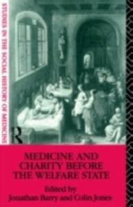 Ebook in inglese Medicine and Charity Before the Welfare State