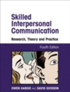 Ebook in inglese Skilled Interpersonal Communication Hargie, Owen