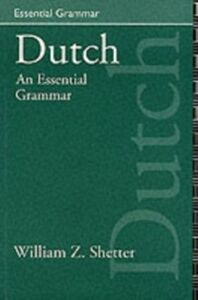 Foto Cover di Dutch: An Essential Grammar, Ebook inglese di  edito da