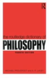Routledge Dictionary of Philosophy