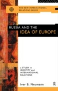 Ebook in inglese Russia and the Idea of Europe Neumann, Iver B.