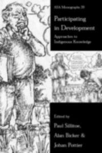 Ebook in inglese Participating in Development -, -