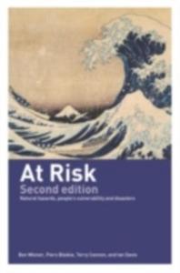 Ebook in inglese At Risk Blaikie, Piers , Cannon, Terry , Davis, Ian , Wisner, Ben