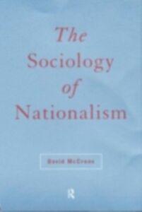 Foto Cover di Sociology of Nationalism, Ebook inglese di David McCrone, edito da Taylor and Francis
