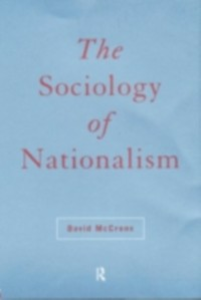 Ebook in inglese Sociology of Nationalism McCrone, David