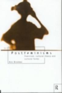 Ebook in inglese Postfeminisms Brooks, Ann