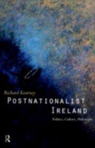 Ebook in inglese Postnationalist Ireland Kearney, Richard