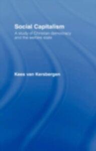 Ebook in inglese Social Capitalism Kersbergen, Kees van