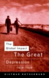 Global Impact of the Great Depression 1929-1939