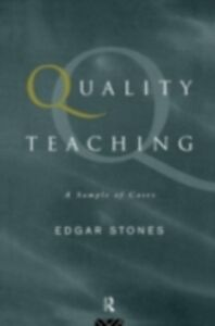 Ebook in inglese Quality Teaching Stones, Edgar , Stones, Profesor Edgar