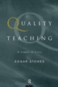Ebook in inglese Quality Teaching Stones, Edgar , Stones, Profesor Edgar