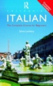 Ebook in inglese Colloquial Italian Lymbery, Sylvia
