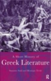 Short History of Greek Literature