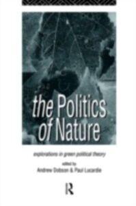 Ebook in inglese Politics of Nature -, -