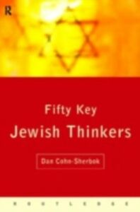 Ebook in inglese Fifty Key Jewish Thinkers