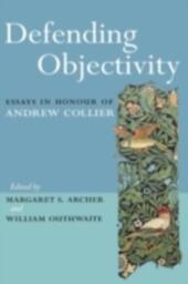 Defending Objectivity