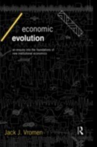Foto Cover di Economic Evolution, Ebook inglese di Jack J Vromen, edito da Taylor and Francis