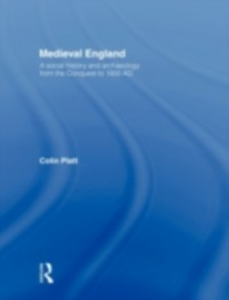 Ebook in inglese Medieval England Platt, Colin