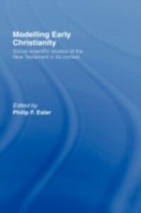 Foto Cover di Modelling Early Christianity, Ebook inglese di  edito da Taylor and Francis