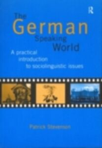 Ebook in inglese German-Speaking World Stevenson, Patrick