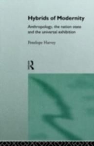 Ebook in inglese Hybrids of Modernity Harvey, Penelope