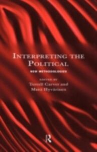 Foto Cover di Interpreting the Political, Ebook inglese di  edito da Taylor and Francis
