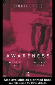 Ebook in inglese Awareness Nunn, Chris
