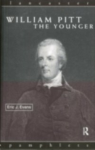 Ebook in inglese William Pitt the Younger Evans, Eric J.