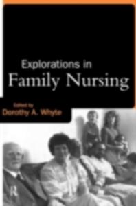 Ebook in inglese Explorations in Family Nursing -, -