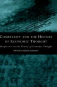 Ebook in inglese Complexity and the History of Economic Thought -, -