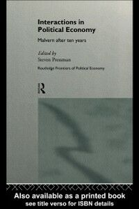 Ebook in inglese Interactions in Political Economy -, -