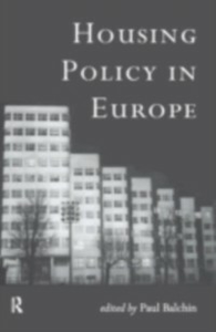 Ebook in inglese Housing Policy in Europe -, -
