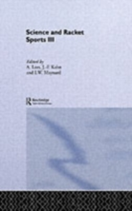Ebook in inglese Science and Racket Sports III -, -