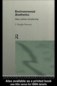 Ebook in inglese Environmental Aesthetics Porteous, J. Douglas