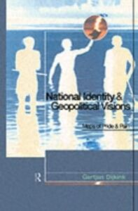 Ebook in inglese National Identity and Geopolitical Visions Dijink, Gertjan