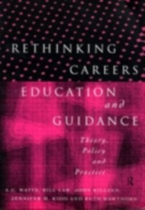 Ebook in inglese Rethinking Careers Education and Guidance -, -