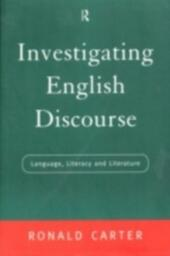 Investigating English Discourse