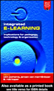 Ebook in inglese Integrated E-Learning