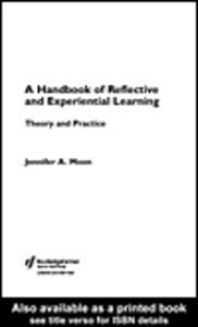 Ebook in inglese A Handbook of Reflective and Experiential Learning Moon, Jennifer A.