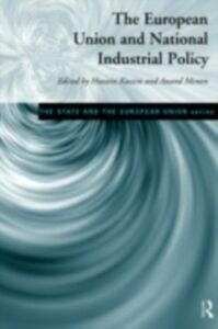 Foto Cover di European Union and National Industrial Policy, Ebook inglese di  edito da Taylor and Francis