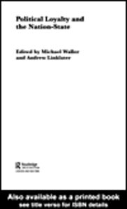 Ebook in inglese Political Loyalty and the Nation-State