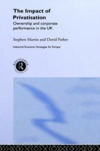 Ebook in inglese Impact of Privatization -, -