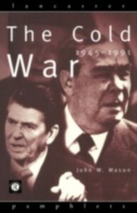 Foto Cover di Cold War, Ebook inglese di John Mason, edito da Taylor and Francis