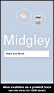 Foto Cover di Heart and Mind, Ebook inglese di Mary Midgley, edito da