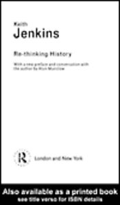 Ebook in inglese Rethinking History Jenkins, Keith