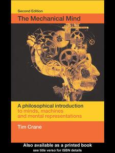 Ebook in inglese The Mechanical Mind Crane, Tim