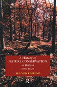 Ebook in inglese History of Nature Conservation in Britain Evans, David