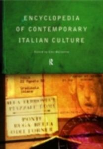 Ebook in inglese Encyclopedia of Contemporary Italian Culture