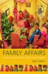 Ebook in inglese Family Affairs Abbott, Mary